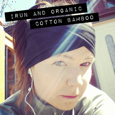 iRun and Organic Cotton Bamboo