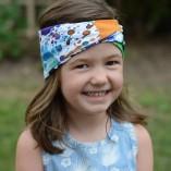 Kids Headband Paint Splash