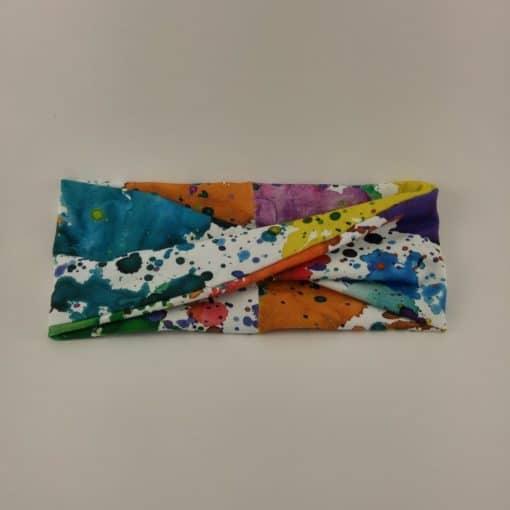 Kids Paint Splash Headband