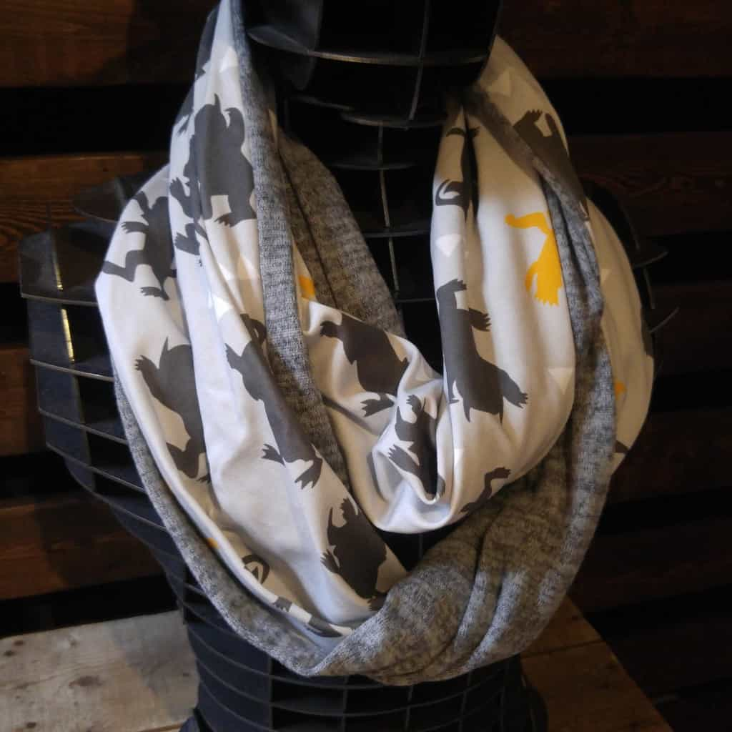 Adult Wild Things Scarf