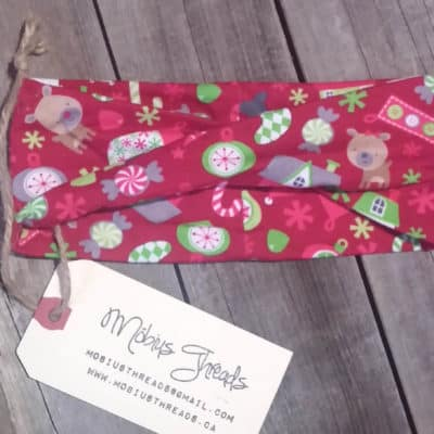 Christmas Kids Headband