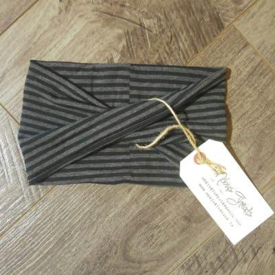 Bamboo Stripes Headband