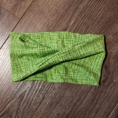 Off the Grid Green Headband